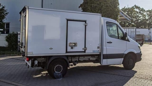 Mehr Lieferwagen auf den Strassen –  auch wegen Onlinehandel