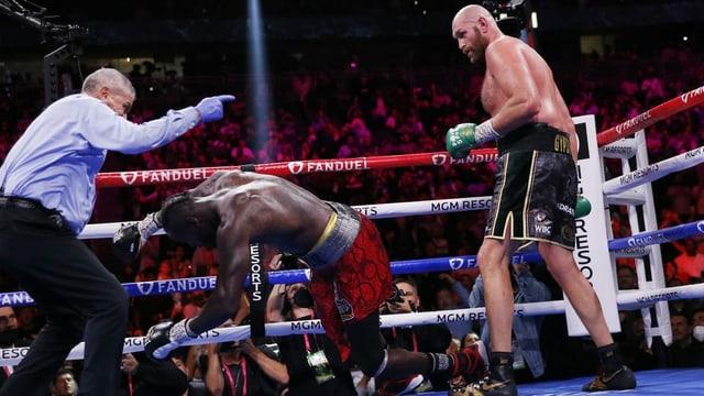 Boxen: Fury bleibt WBC-Weltmeister