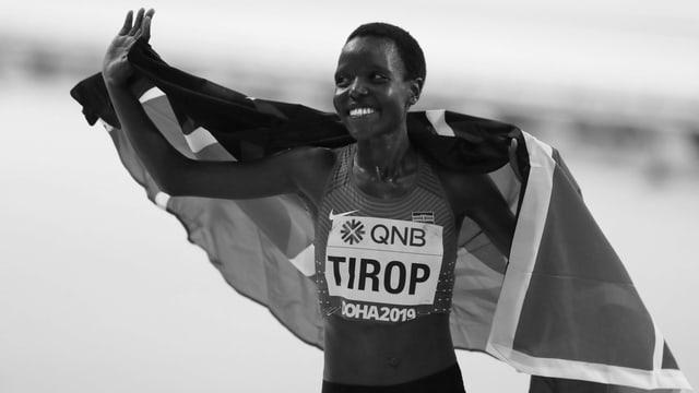 Ehemann von getöteter Weltrekordläuferin festgenommen