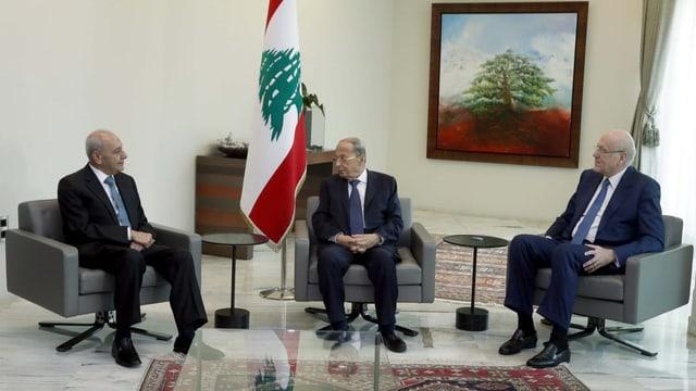 Libanon: Aussitzen – bis die Leute verhungern