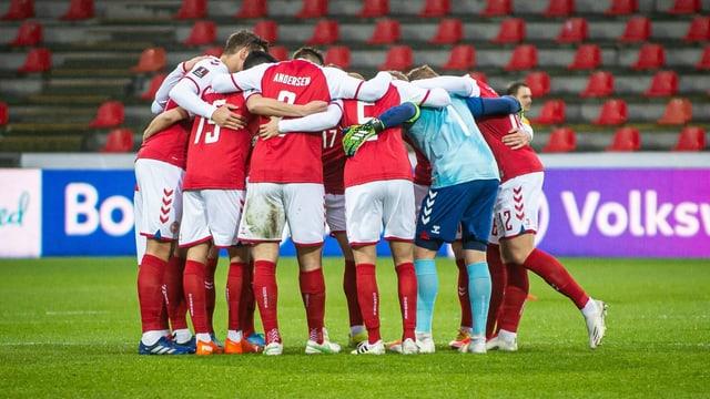 In Dänemark will man jetzt die perfekte WM-Qualifikation