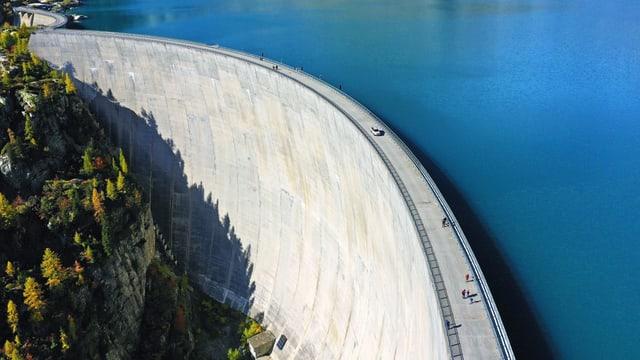Warum Wasserkraft nicht das Zugpferd der Zukunft ist