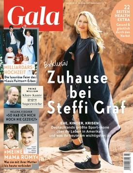 Steffi Graf dementiert Gerüchte über zweite Hochzeit