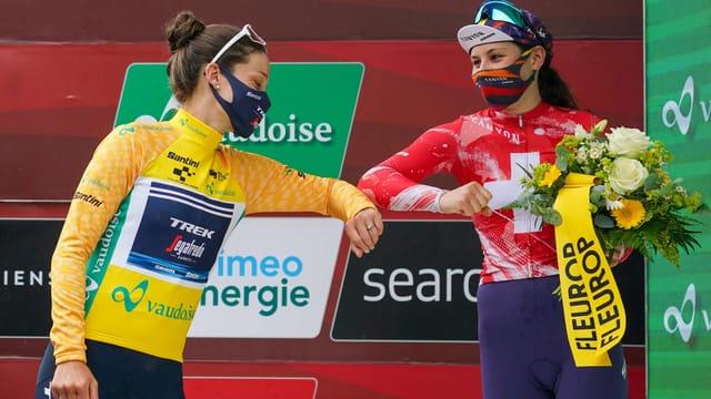 Tour de Suisse der Frauen mit mehr Etappen