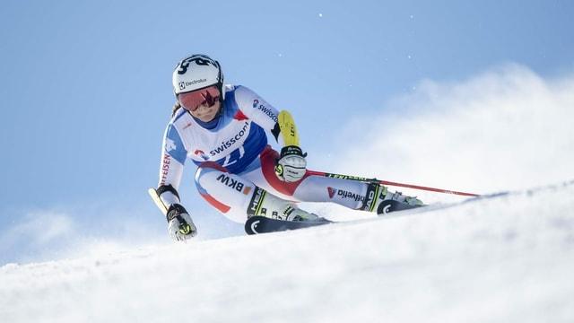 3. Gold für 18-jährige Durrer an den Schweizer Meisterschaften