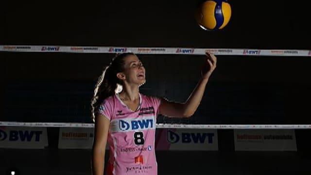 18-jähriges Volleyball-Talent: Die nächste Maja Storck?