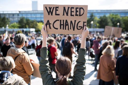"""ARTE-Schwerpunkt zur UN-Klimakonferenz in Glasgow: """"Weltklimagipfel – Die große Herausforderung"""""""