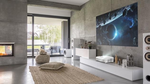 next@acer: Neue Monitore und ein 4K-Projektor für noch besseres Home-Entertainment