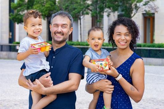 Danonino-Umfrage zeigt: Überwiegende Mehrheit der Eltern in der Schweiz wünscht sich den Nutri-Score auf Lebensmitteln für Kinder