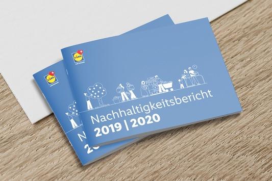 Lidl Schweiz veröffentlicht neuen Nachhaltigkeitsbericht / Detailhändlerin macht nachhaltiges Einkaufen für alle möglich