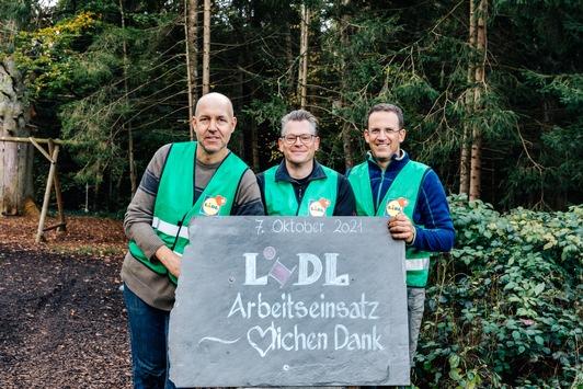 Geschäftsleitung von Lidl Schweiz räumt Moor auf