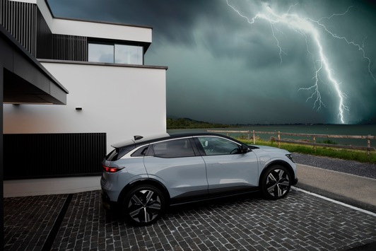 Weltpremiere des neuen Mégane E-TECH Electric: Neue Dimension der Elektromobilität
