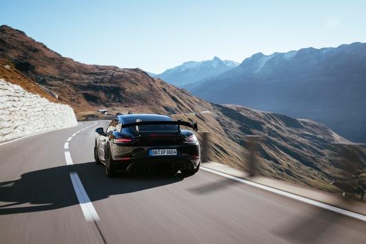 Neuer Porsche 718 Cayman GT4 RS glänzt bei finalen Abstimmungstests