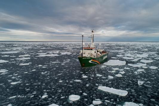 "Constantin Dokumentation und Sky Originals produzieren High-End-Dokuserie ""Greenpeace Inside – Mission: Saving the Planet"""