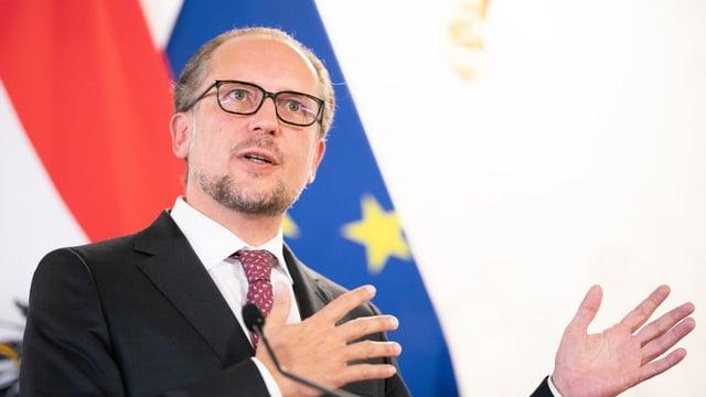 Wer ist der neue Kanzler Alexander Schallenberg?