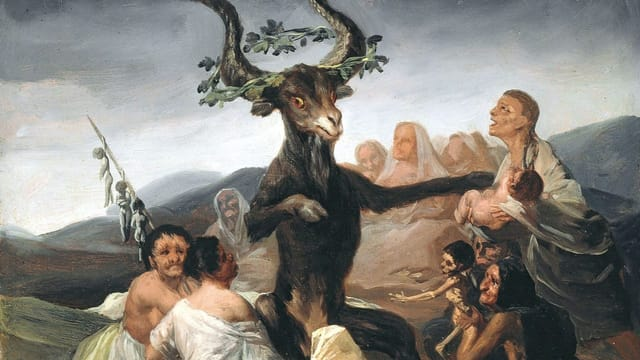 Francisco de Goya: von Altarbildern bis zum Hexenwahn