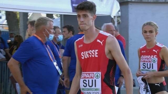 Keine weitere Schweizer Medaille an U23-EM