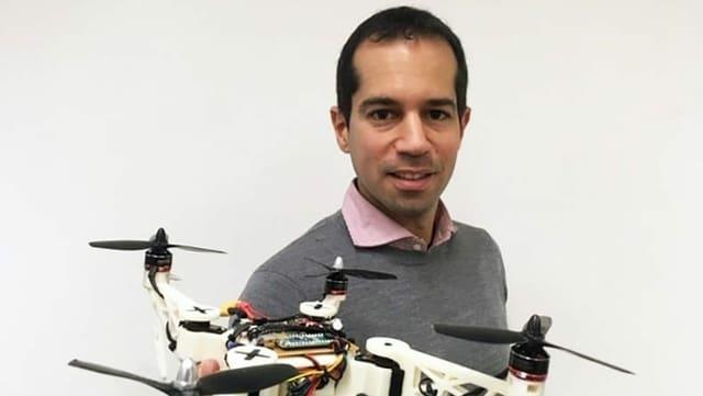 Schweizer Drohnen auf amerikanischem Radar