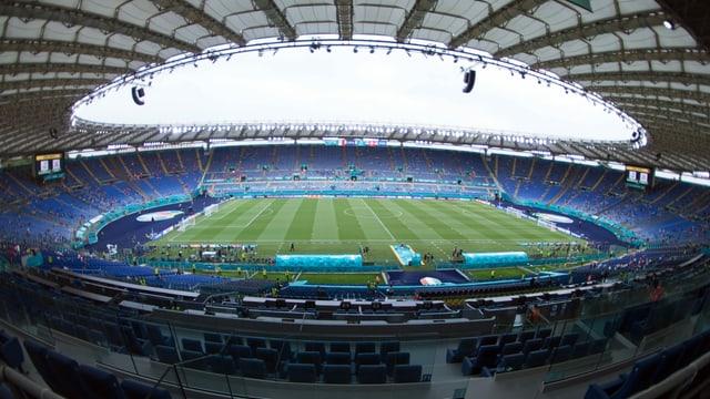 Nati-«Endspiel» gegen Italien im Stadio Olimpico gefährdet