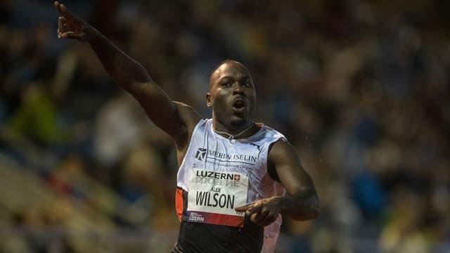 Europarekord! Alex Wilson mit unglaublicher Leistung über 100 m