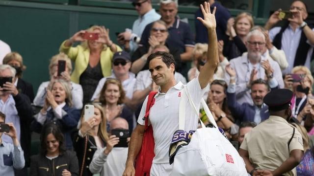 Nächste Woche: Federer fällt aus den Top 10