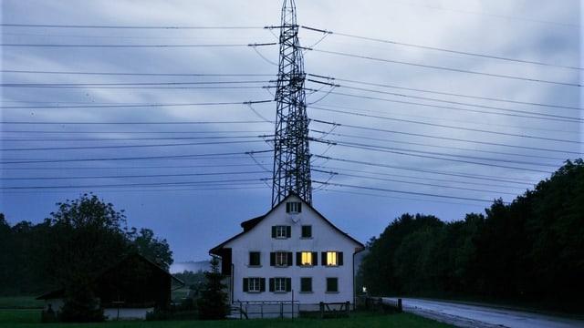 Wie eine rein von Strom betriebene Schweiz aussehen könnte
