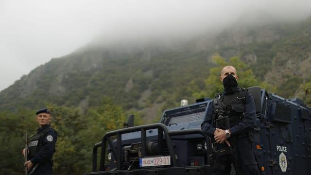 Serbien und Kosovo einigen sich nach Streit um Nummernschilder