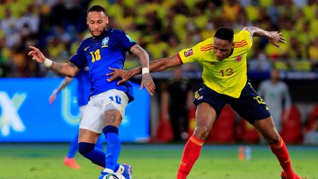 Brasiliens Siegesserie in der WM-Quali gerissen