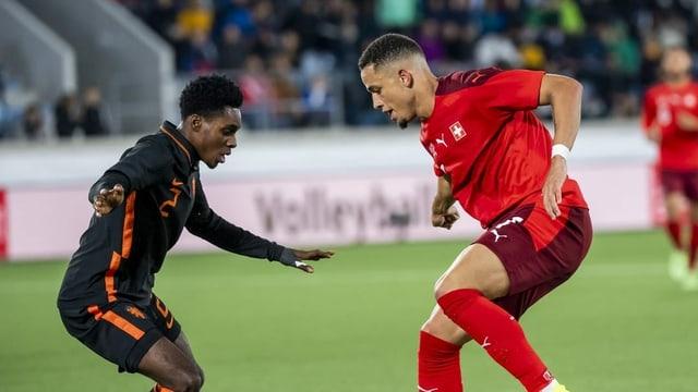 Nach 2:0-Führung: U21-Nati verpasst Coup gegen die Niederlande