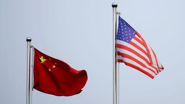 USA und China planen Spitzentreffen in Zürich