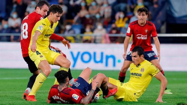 Villarreal patzt vor YB-Spiel – Fan-Notfall in England